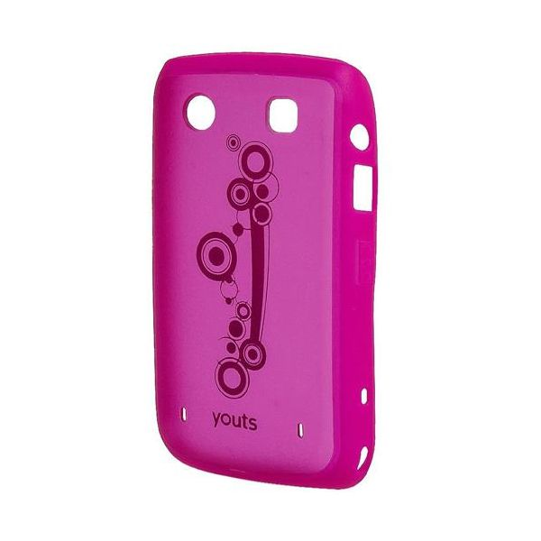 Capa para Blackberry Bold 9700 Youts Procase Air Rosa