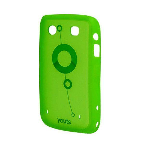 Capa para Blackberry Bold 9700 Youts Procase Air Verde