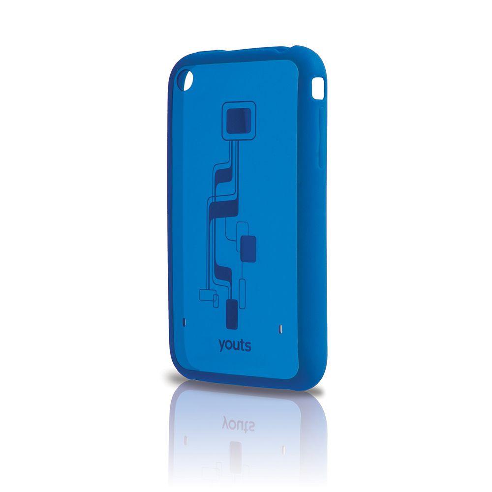 Capa para Phone 3 Youts Procase Air Azul