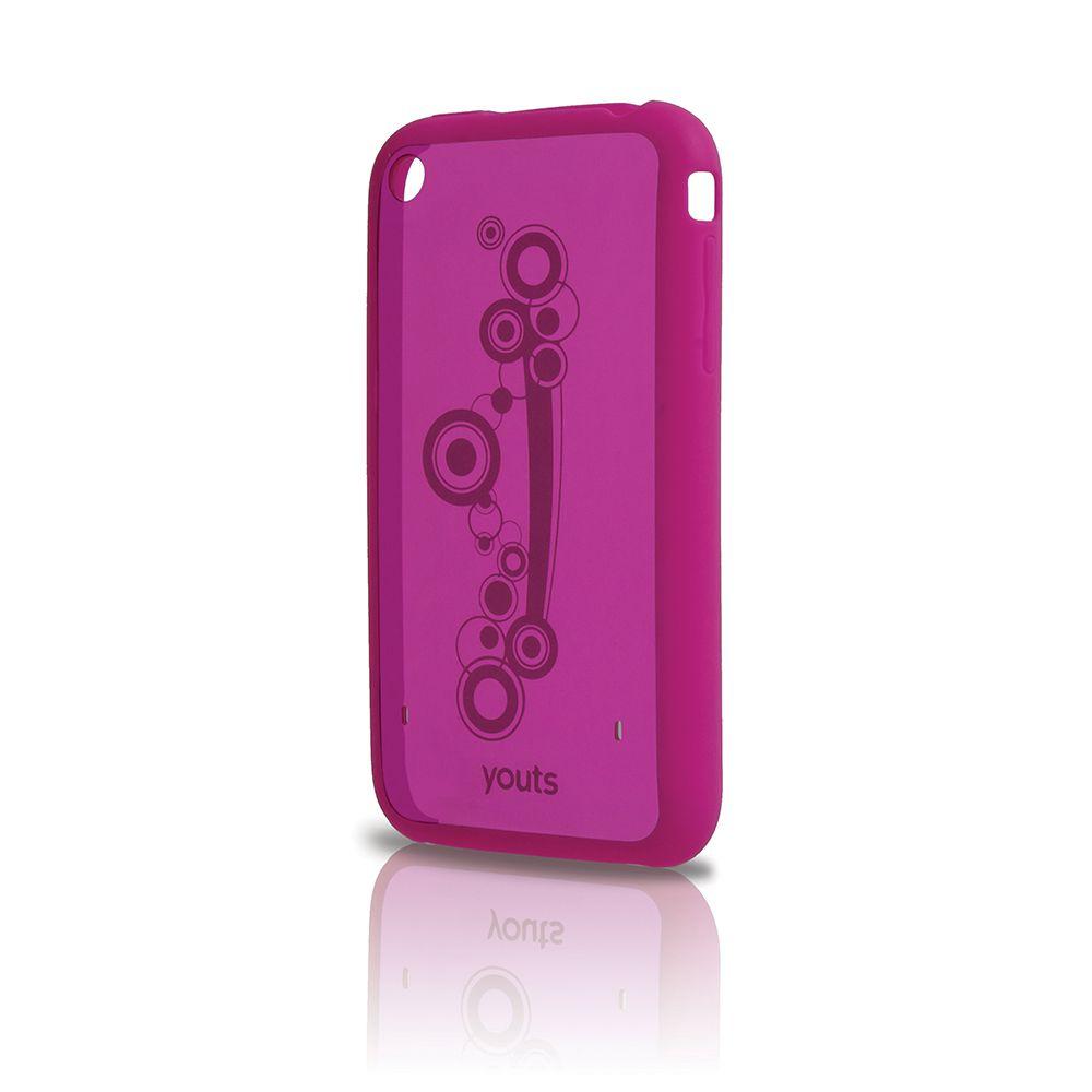 Capa para Phone 3 Youts Procase Air Pink