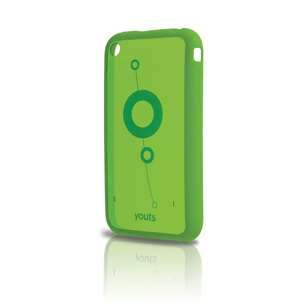 Capa para Phone 3 Youts Procase Air Verde