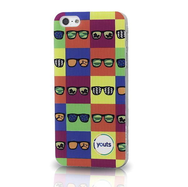 Capa para Phone 5/5S Youts CBR Pop Brasil