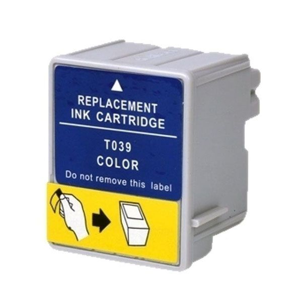Cartucho Compatível Novo Para Impressora Jato De Tinta Epson Stylus C 41sx/ 41 Ux/ 43ux / C45 / Cx 1500 Color Menno Gráfica