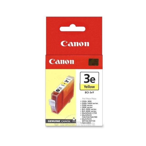 Cartucho de Tinta Canon Elgin Bci-3EY Amarelo