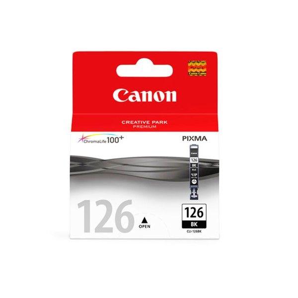 Cartucho de tinta Canon Elgin CLI-126 BK Preto