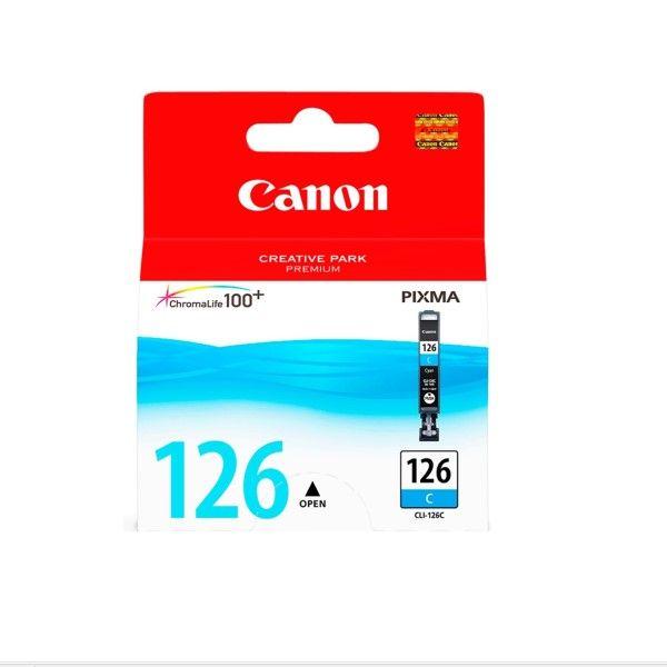 Cartucho de Tinta Canon Elgin Cli-126C Azul 9ml