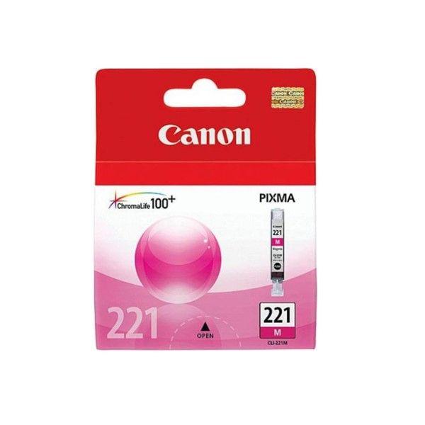 Cartucho de Tinta Canon Elgin Cli-221 M Magenta