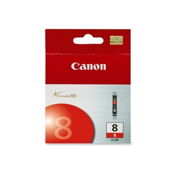 Cartucho de Tinta Canon Elgin Cli-8R Vermelho