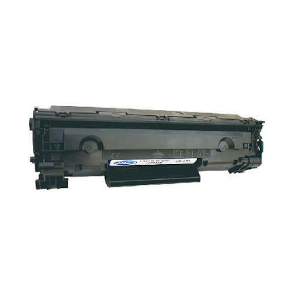 Cartucho Tonner Menno Compatível Hp P1100 / P1102 / P1102w / M1132 / M1212mf (1.600 Pg 5% De Cobertura) Preto CB 435
