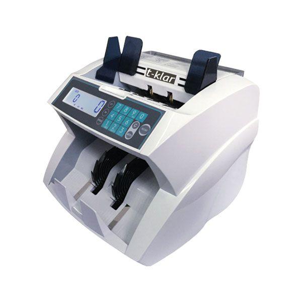 Contadora Dinheiro e Cédula T-Klar H-A12 Bivolt 1900 Notas/Minuto Detector Uv Mg Iv