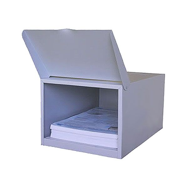 Desumidificador de Papel Larroyd Dry Paper A4 1500 Fls Bivolt Med 250x190x360mm