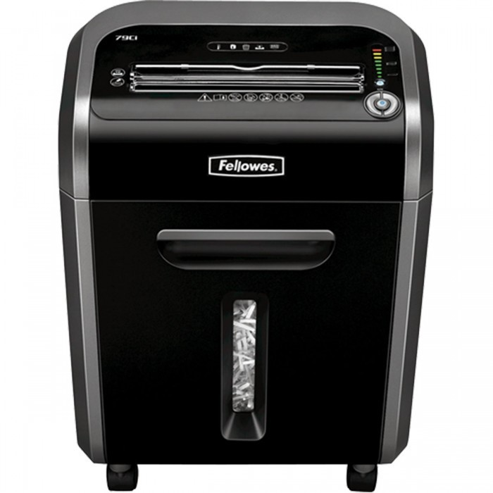 Fragmentadora Fellowes 79Ci 220v 14 Folhas Cd Corte Cruzado 3,9x38mm 23L 58Db
