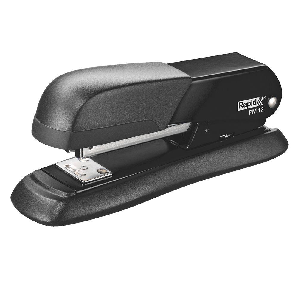 Grampeador Rapid FM12 Grampeia até 25 Folhas 64508