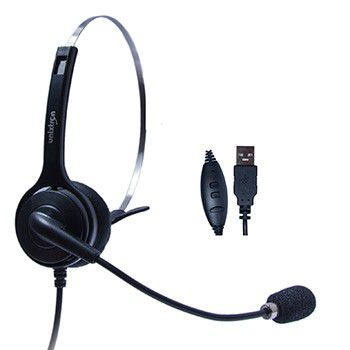 Headset Unixtron HD800 FLEX USB