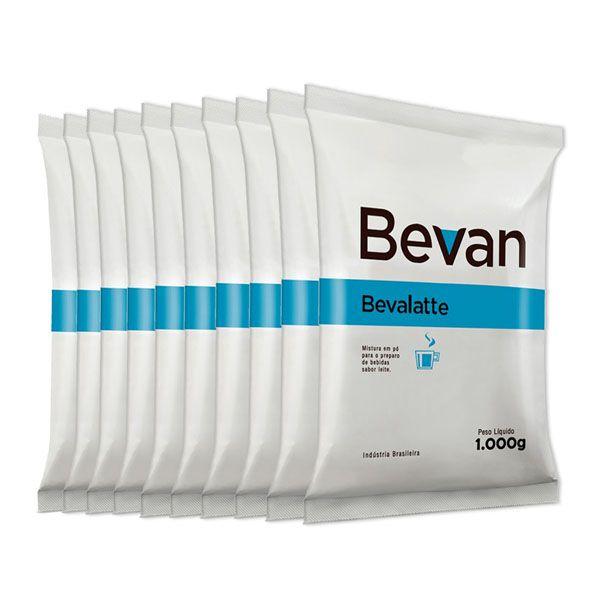 Leite em Pó Solúvel Integral Bevan Bevalatte 10,5Kg