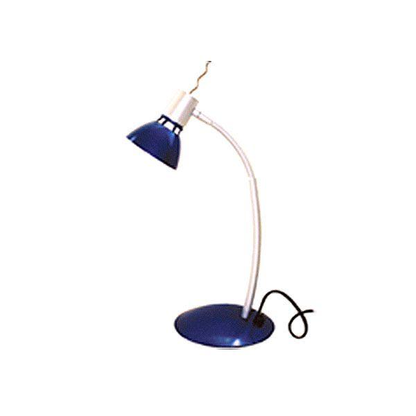 Luminária de Mesa Yellowstar Ys-6207 Azul 240V Regulagem Direção com Lâmpada de 50W