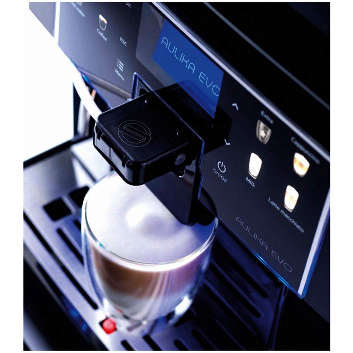 Máquina de Café Expresso em Grãos Saeco Aulika Evo Office 220V
