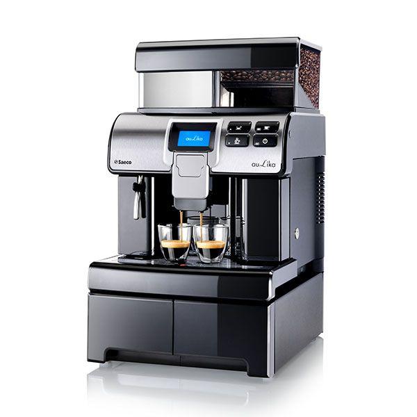 Máquina de Café Expresso Saeco Aulika Office 220V