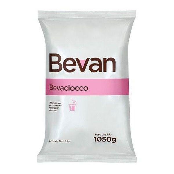 Mistura em Pó Sabor Chocolate Bevan Bevaciocco 1,050Kg