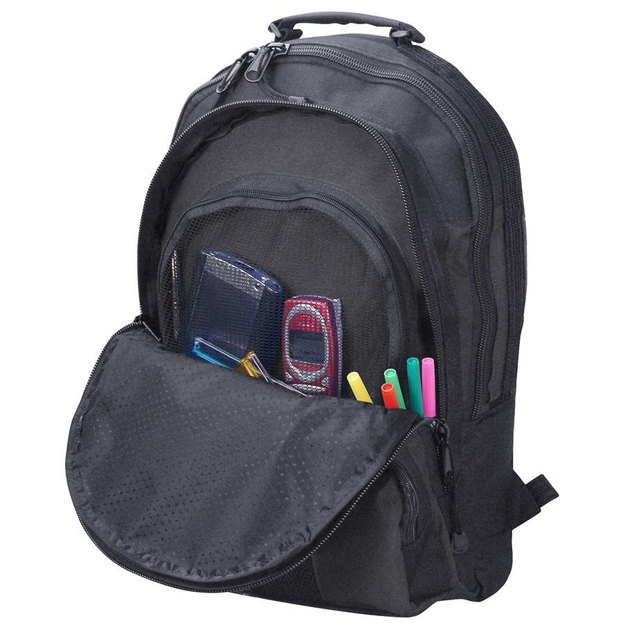 Mochila Notebook Portare 15,4 Linha Sportive Preta 94156