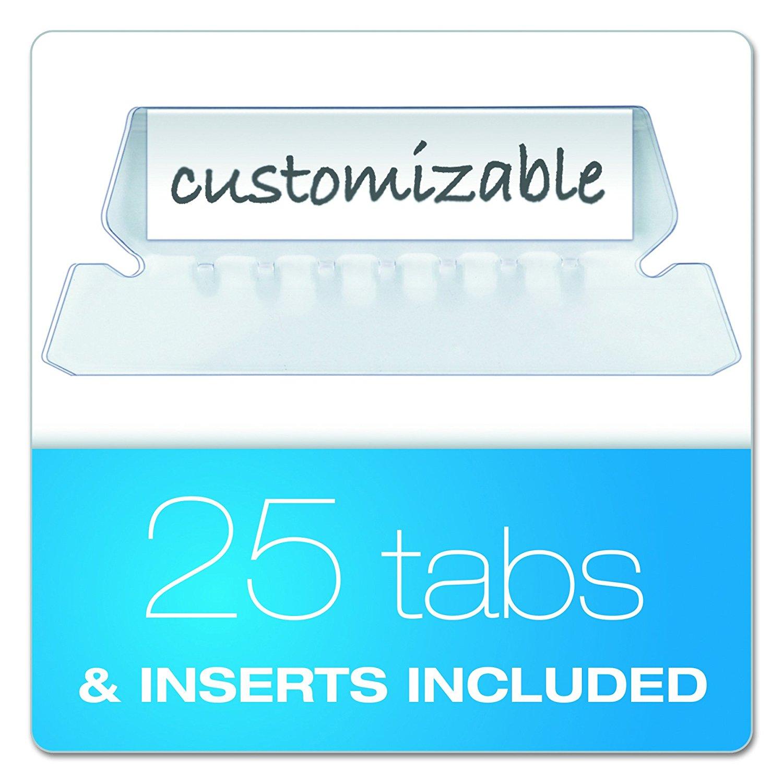 Pasta Suspensa Pendaflex Essentials Azul H.Metal 25 Unid 81623
