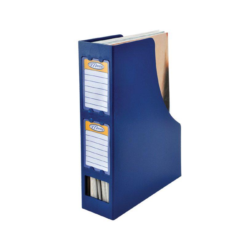 Porta Revistas 8 Unid Menno 2846 Azul