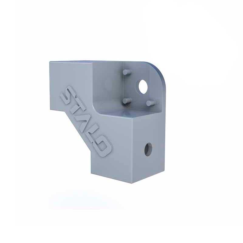 Quadro de aviso cortiça moldura alumínio Stalo 120x90cm Free 8948-10498