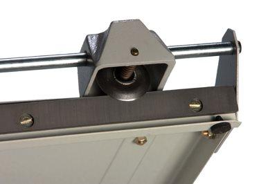 Refiladora em Aço Excentrix Da36 Corte 360mm Base 355x460 Corta até 5 Folhas