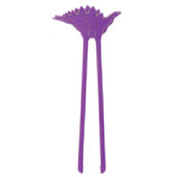 Sticks palitos Hashi infantil Stegosaurus