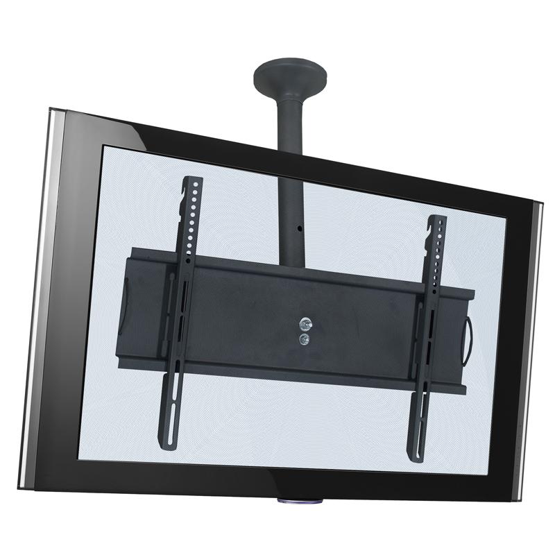 Suporte de teto para Tv Multivisão Sky-Pró-P Preto 32 a 65 polegadas
