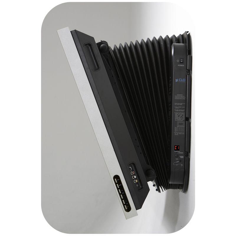 Suporte TV Automatizado de Parede Multivisão TELEROBOTIC X-ARM de 40 a 70 polegadas com controle remoto