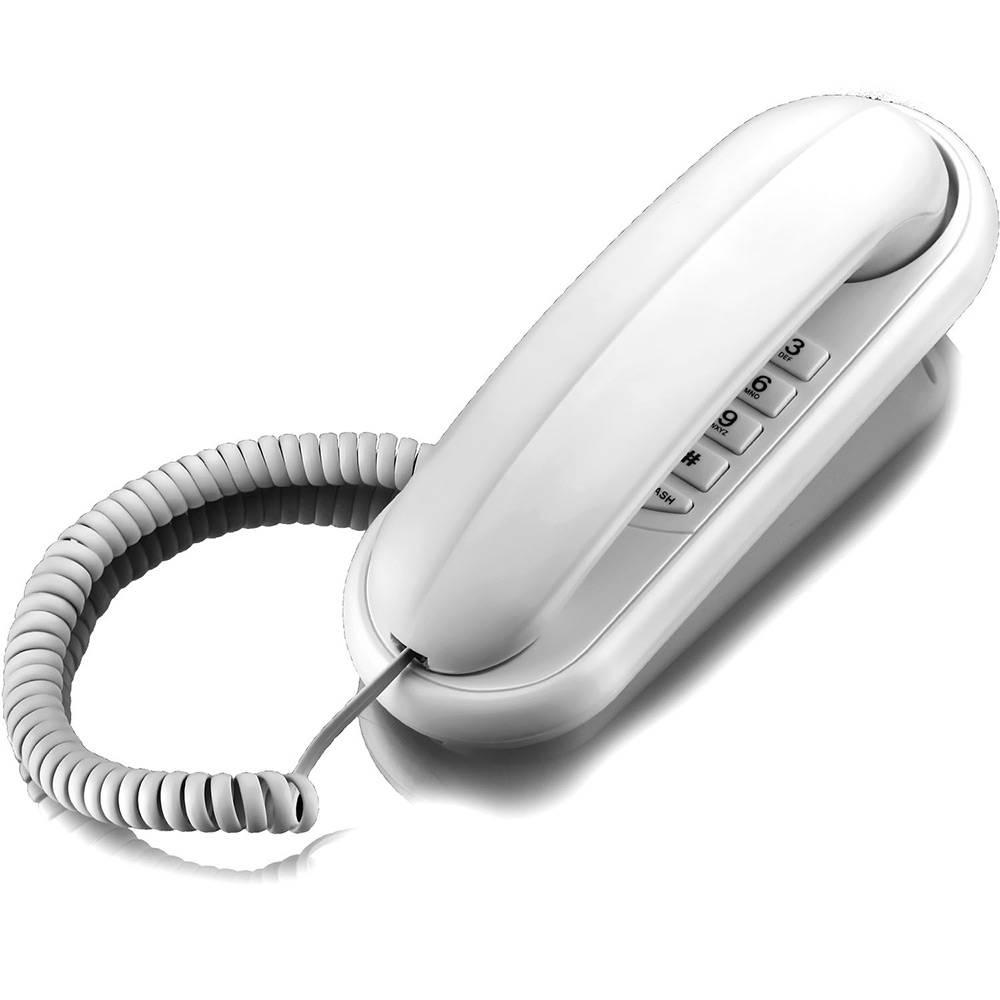 Telefone com Fio Elgin Tcf-1000 Branco