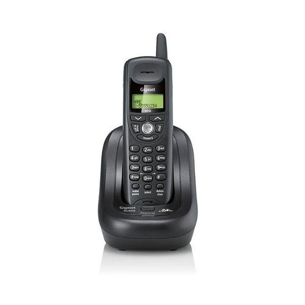 Telefone sem Fio Gigaset Ac650 2.4 Hz