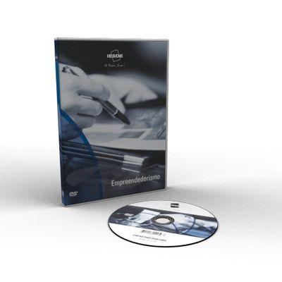 Curso sobre Empreendedorismo em 02 DVDs Videoaula