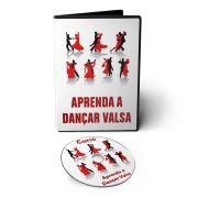 Curso aprenda a Dançar Valsa em DVD Videoaula
