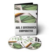 Curso Auditoria e Governança Corporativa em 02 DVDs Videoaula