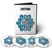 Curso Básico de Costura em 08 DVDs Videoaula