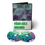 Curso de Biologia em 02 DVDs Videoaula