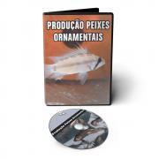Curso de Criação de Peixes Ornamentais em DVD Videoaula
