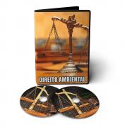 Curso de Direito Ambiental em 02 DVDs Videoaula