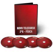 Curso de Física em 04 DVDs Videoaula + CD Interativo Leituras de Física