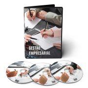 Curso de Gestão Empresarial em 03 DVDs Videoaula