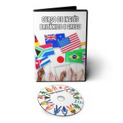 Curso de Inglês Britânico e Grego em 01 DVD Interativo