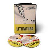 Curso de Literatura em 02 DVDs Videoaula