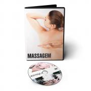 Curso de Massagem Japonesa Shiatsu em DVD Videoaula