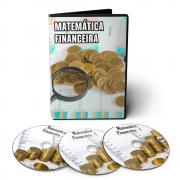 Curso de Matemática Financeira em 03 DVDs Videoaula