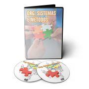 Curso de OSM - Organização, Sistemas e Métodos em 02 DVDs Videoaula
