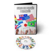 Curso de Polonês e Irlandês em 01 DVD Interativo