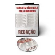 Curso de Redação de Correspondências Oficiais para Concursos em DVD Videoaula