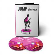 Curso Fitness Aero Jump em 02 DVDs Videoaula